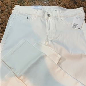 Brand new H&M White Jeans